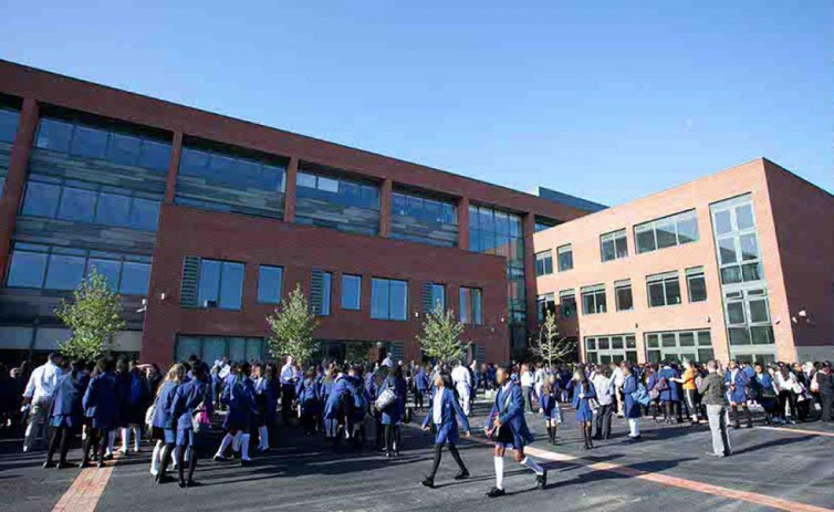 Our Lady's Convent High School – Phase 1 & 2